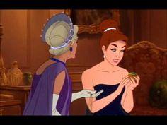 """Anastasia"" Reunion Scene (Once Upon a December Reprise) Disney Pixar, Walt Disney, Disney Nerd, Disney Animation, Disney Movies, Anastasia Film, Dreamworks, Meg Ryan, Tsar Nicholas Ii"