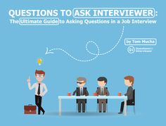 Questions to ask interviewer - the ultimate guide to asking questions in a job interview