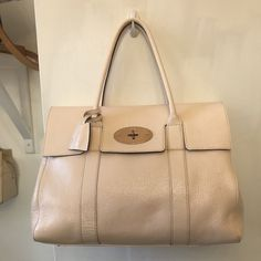 Mulberry Bayswater Patent Leather Bag - £700
