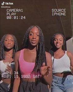 Dance Music Videos, Dance Choreography Videos, Aesthetic Movies, Bad Girl Aesthetic, Flipagram Video, Black Girls Dancing, Black Girl Problems, Black Girls Videos, Dark Skin Boys