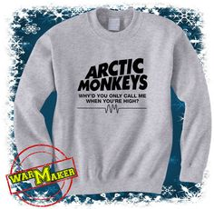 why'd you call me when you're high sweatshirt sweater by warmmaker