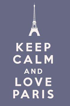 Love Paris