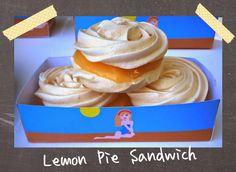 Lemon Pie Sandwich