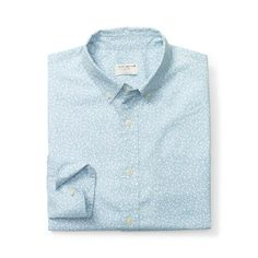 Modern Slim-Fit Floral Shirt - Club Monaco Modern Slim - Club Monaco