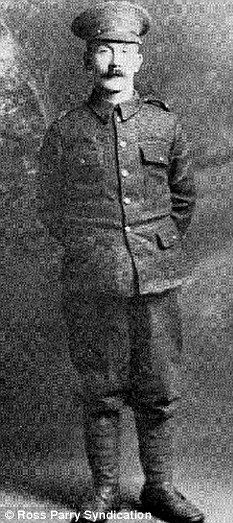Sapper William Hackett born Nottingham - died a hero in June 1916 at the age of 43 and was posthumously awarded the Victoria Cross