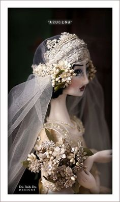 Art+Dolls+Only | ... bride that I created as part of the Art Dolls Only Etsy Team Challenge