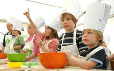 Baking Class For Kids