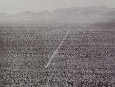 Walter de Maria - Nevada, 1969