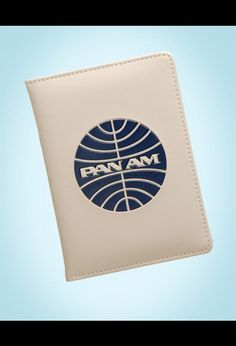 Vintage style Pan Am passport cover from PinUp Girl Clothing $18
