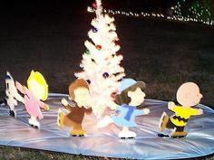 harlean s christmas yard art decorations - Peanuts Wooden Christmas Yard Decorations