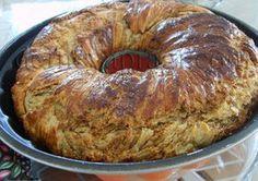 Tahinli Haşhaşlı Kek