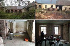 Původní stav a průběh rekonstrukce