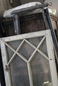beautiful old window