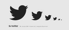 Font Awesome – 585 ícones em uma fonte