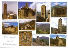Catalan Romanesque Churches of the Vall de Boí. Iglesias románicas catalanas de Vall del Boí
