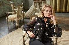 Shop the Shoot: Olivia for Holt Renfrew | Olivia Palermo