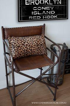 Cowhide Rugs Online Printed Leopard Cushion 159 00 Http Www