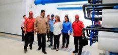 Presidente Maduro inaugura Planta Desalinizadora Boca de Pozo