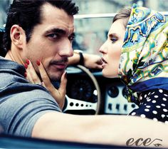David Gandy and Bianca Balti for Vogue Mexico Hombre (June ~ David James Gandy Bianca Balti, David Gandy, Erin Walsh, Middle Eastern Men, Vogue Mexico, Man About Town, Art Of Seduction, Insta Look, Musa