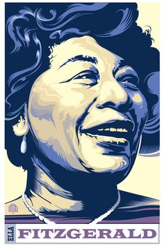 Ella Fitzgerald: Considered one of the greatest jazz singers of all time, Ella Fitzgerald was the winner of 12 Grammy Awards and was awarded the Presidential Medal of Freedom.