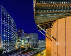 City of Light, La Défense, Paris , France. Image by David Gutierrez Photography, London Photographer. London photographer specialising in architectural, real estate, property and interior photography. http://www.davidgutierrez.co.uk #realestate #property #commercial #architecture #London #Photography #Photographer #Art #UK #City #Urban #Beautiful #Interior #Arts #Cityscape #Travel #Building #Paris #France #LaDéfense #Skyline