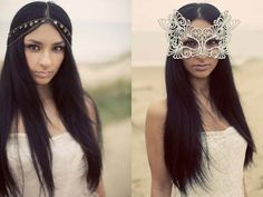 i like the alternative on left.. too contrived for my NOLA wedding with the option on the right