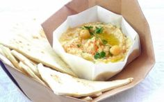 Simply Delicious: Hummus - Pressure Cooked Chickpea Spread ~ hip pressure cooking