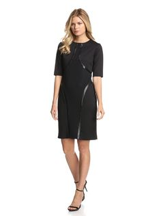 Julia Jordan Women's Ponte Dress with Faux Leather Trim, http://www.myhabit.com/redirect/ref=qd_sw_dp_pi_li?url=http%3A%2F%2Fwww.myhabit.com%2F%3F%23page%3Dd%26dept%3Dwomen%26sale%3DA1JUHM6YTVXY0E%26asin%3DB00DQ67FOO%26cAsin%3DB00DQ67G8O