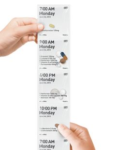 PillPack - taking a bunch of different meds? Pillpack simplifies that process.