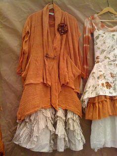 Krista L in orange