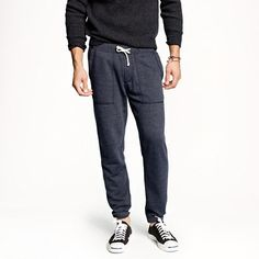 Do you understand how impossible it is to find these @J.Crew sweatpants in my size?