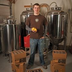 """Beer Chef Ian Clark named one of """"6 beer & food innovators"""" from @draftmagazine  Read more: http://draftmag.com/features/6-beer-food-innovators/"""