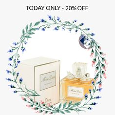 Today Only! 20% OFF this item.  Follow us on Pinterest to be the first to see our exciting Daily Deals. Today's Product: Christian Dior Miss Dior 100ml/3.4oz Eau De Parfum Spray Women Perfume Fragrance Buy now: https://small.bz/AAawnQM #fashion #perfume #smellgood #picoftheday #instacool #onlineshopping #instashop #loveit #instafollow #shop #shopping #love #OTstores #smallbiz #instagood #musthave #photooftheday #sale #dailydeal #dealoftheday #todayonly #instadaily