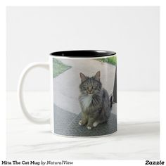 Mita The Cat Mug