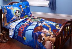 Luxury toy Story toddler Bedding