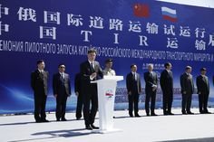 The world's biggest trading nation #China opens its borders for #TIR. Offering 80% time savings in China, TIR connects 73 countries across the world and is a cornerstone of the #BeltandRoad initiative to boost economic and #trade development.