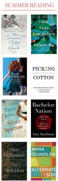 What I've Read Lately (+ Summer Picks) - Emily A. Clark
