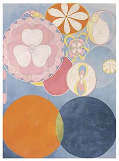Hilma af Klint (1862-1944) / Sacred Geometry <3