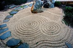 Osmosis Spa Zen Sand Gardens