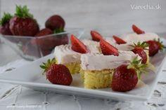Upečte na víkend zákusok s obľúbeným mascarpone Cheesecake, Desserts, Food, Basket, Mascarpone, Tailgate Desserts, Deserts, Cheesecakes, Essen