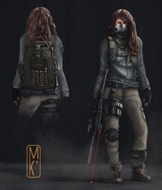 the division character concept art Character Concept, Character Art, Concept Art, Character Design, Apocalypse Survivor, Apocalypse Art, Fallout, Sci Fi Characters, Girls Characters