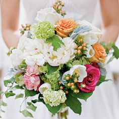 Viburnum Wedding Flowers