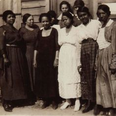 First Black women to vote in Ettrick, Virginia, Women were given the right to vote in 1920 and this included African American women. However, the vast majority of these women couldn't afford the poll taxes that were required and were not able to vote. We Are The World, In This World, Maleficarum, My Black Is Beautiful, Beautiful Pictures, Before Us, Black History Month, African American History, Women In History