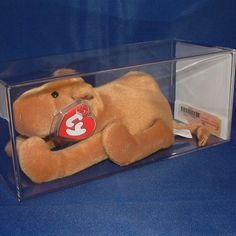 Conquering the world back in the 1990s, the Beanie Babies didn't have to try hard to captivate the hearts no... -  Humphrey the Camel1 . Discover More at: http://www.topteny.com/top-10-rarest-beanie-babies-world/