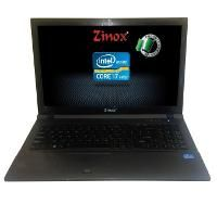 "Zinox Flagship Pro W25CEV Intel Core i7 (4GB, 320GB HDD) 15.6"" Windows 7 - Silver"