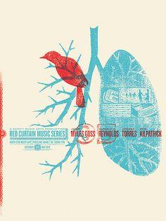 Red Curtain Music Series: by Dan Judge