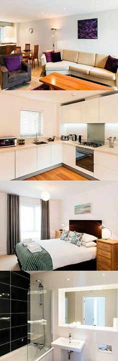 Glenalmond Avenue Apartments provide corporate serviced accommodation a ten minute walk from Cambridge train centre.