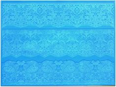 Geneva Nouveau SLM023 Silicone Lace Cake Mat Edible Sugar Mold  Extra Large ** Check out this great product. (Amazon affiliate link)
