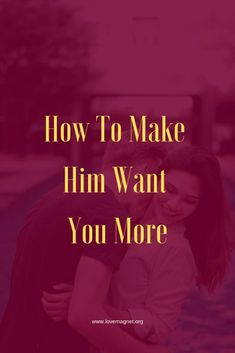 6 Tips On How To Make Him Want You More. Save the pin and click through to learn more great dating tips and relationship advice now! Save the pin and click through to learn more. Relationship Problems, Relationships Love, Healthy Relationships, Relationship Advice, Healthy Marriage, Personal Relationship, Life Advice, Flirting Quotes, Dating Quotes