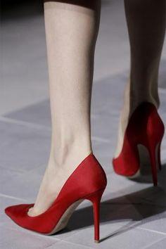 matte red #littleallures